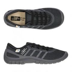 Детские кеды-тапочки 3F Fredom For Feet MIDAS 4RX14/8 серые