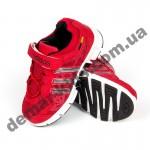 Детские кроссовки Adidas красные ClimaCool