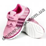 Детские кроссовки Adidas розовые ( пенка )