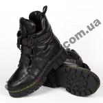 Детские зимние ботинки Apawwa DD53 BLACK 32-37