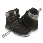 Детские зимние ботинки Clibee H281 черные