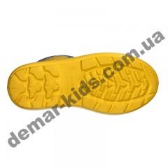 Детские резиновые сапоги Demar VIBES E/ VIBES-M E горчичный