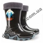Детские резиновые сапоги Demar STORMER LUX I ( черный )