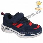 Детские кроссовки Том М 5662H сине-красные средние