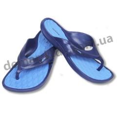 Детские сланцы ( шлепки, вьетнамки ) Wink сине-голубые