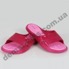 Детские сланцы ( шлепки, вьетнамки ) Wink малиново-розовые 2