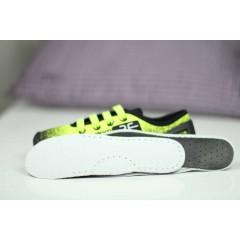 Детские кеды-тапочки 3F Fredom For Feet MIDAS 4RX14/5 зеленые