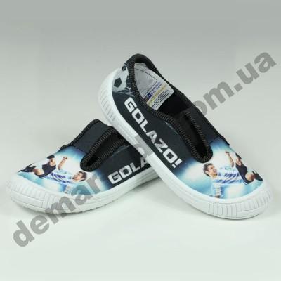 Детские тапочки 3F Fredom For Feet MARS 4SK1/6 футболист