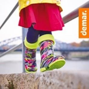 Купить недорого детские резиновые сапоги Demar (Демар)