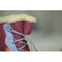 Зимние дутики SNOW MAR a розово-голубые