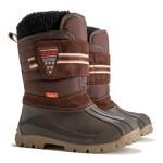 Детские зимние сапоги Demar ARCTICA / ARCTICA-M коричневый