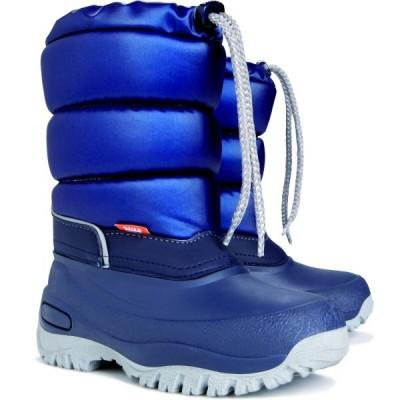 Зимние сапоги Demar LUCKY A / LUCKY-M A синие