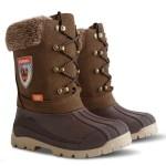 Детские зимние сапоги Demar POLARIS / POLARIS-M коричневый