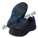 Детские кроссовки ZDL ( ZDILONG ) серо-синие-2