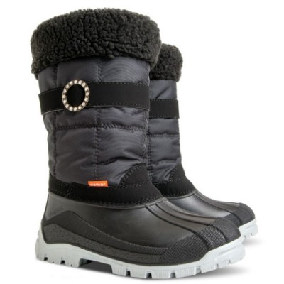 Детские зимние сапоги Demar ANETTE-M (C) черные