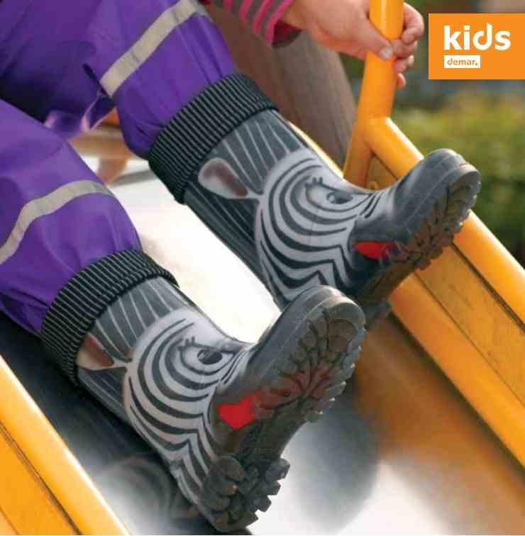 купить детскую обувь демар